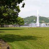 Point State Park's Confluence Fountain